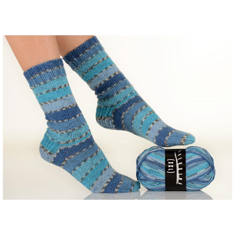 8 2019 Socken Muster